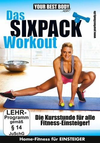DVD »Das Sixpack Workout«