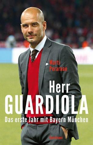 Gebundenes Buch »Herr Guardiola«
