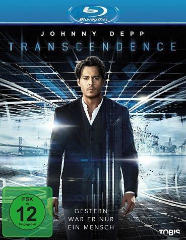 Blu-ray »Transcendence«