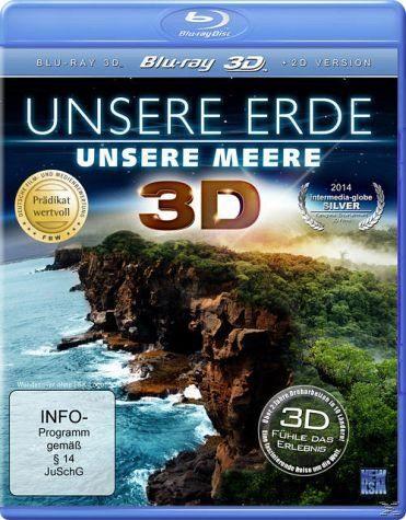 Blu-ray »Unsere Erde, unsere Meere«