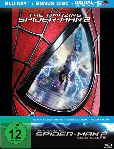 Blu-ray »The Amazing Spider-Man 2: Rise of Electro...«