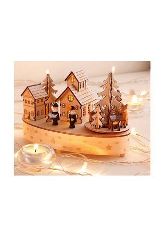 """HOME AFFAIRE Музыкальная шкатулка """"Weihnachtsd..."""