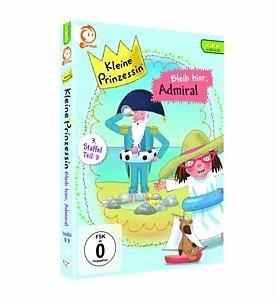 DVD »Kleine Prinzessin - Bleib hier, Admiral«