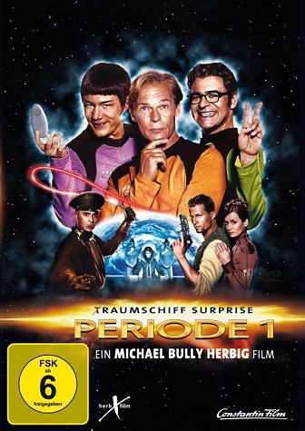 DVD »(T)Raumschiff Surprise - Periode 1«