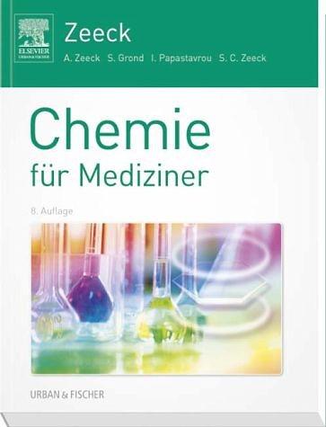 Broschiertes Buch »Chemie für Mediziner«