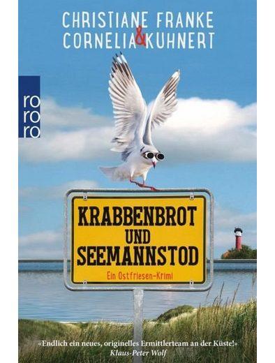 Broschiertes Buch »Krabbenbrot und Seemannstod / Ostfriesen-Krimi...«
