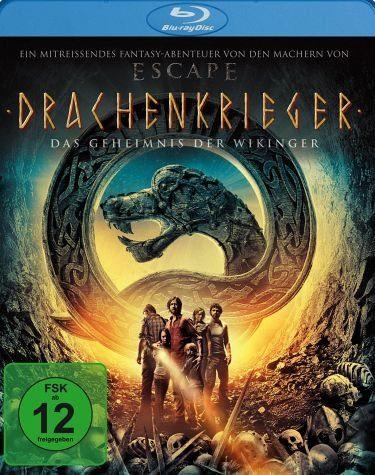 Blu-ray »Drachenkrieger - Das Geheimnis der Wikinger«