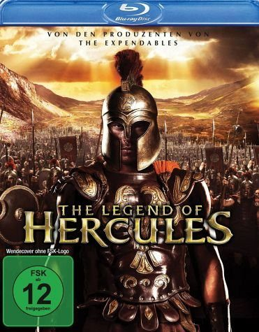 Blu-ray »The Legend of Hercules«