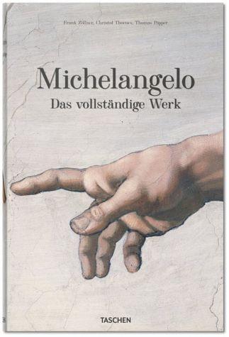 Gebundenes Buch »Michelangelo. Das vollständige Werk«