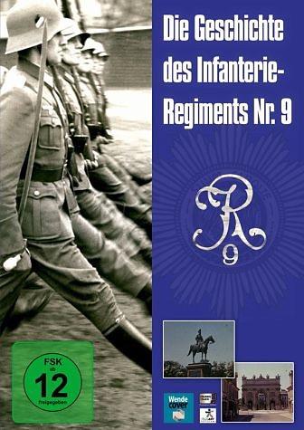 DVD »Die Geschichte des Infanterie-Regiments Nr. 9«