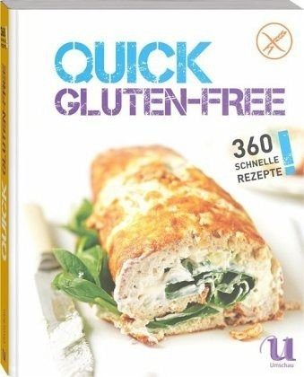 Broschiertes Buch »Quick Gluten-free«