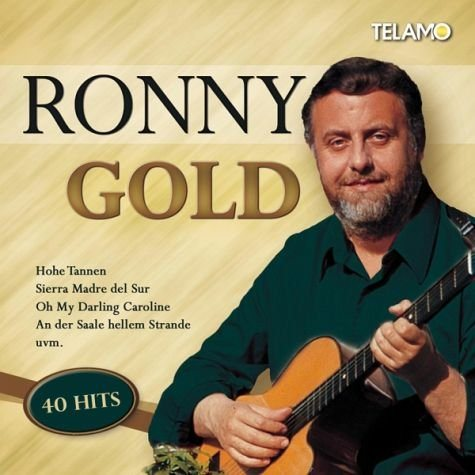 Audio CD »Ronny: Gold«