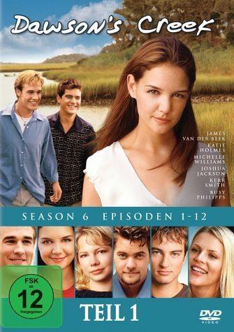 DVD »Dawson's Creek - Season 6, Vol.1 (3 Discs)«