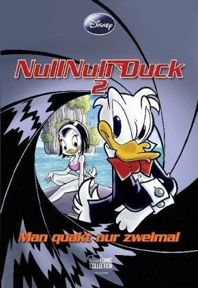 Gebundenes Buch »NullNull Duck II / Disney Enthologien Bd.22«