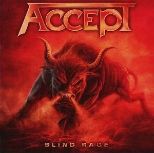 Audio CD »Accept: Blind Rage«