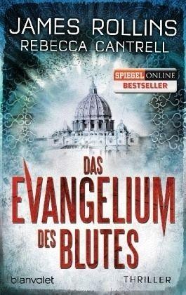 Broschiertes Buch »Das Evangelium des Blutes / Erin Granger Bd.1«