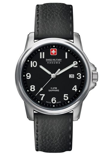 Swiss Military Hanowa Schweizer Uhr »SWISS SOLDIER PRIME, 6-4231.04.007«