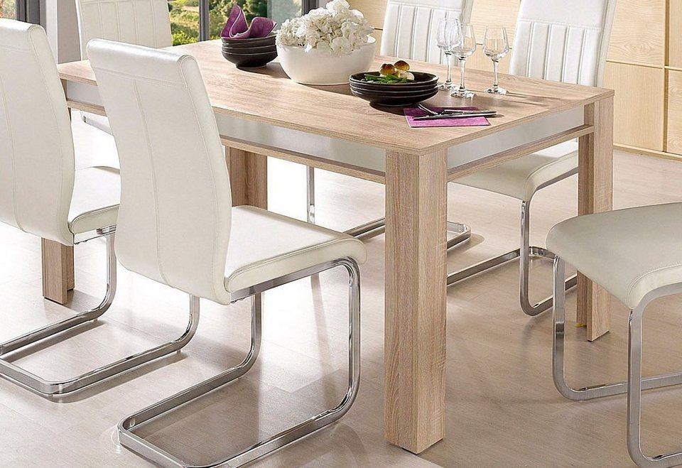 steinhoff esstisch breite 160 cm online kaufen otto. Black Bedroom Furniture Sets. Home Design Ideas