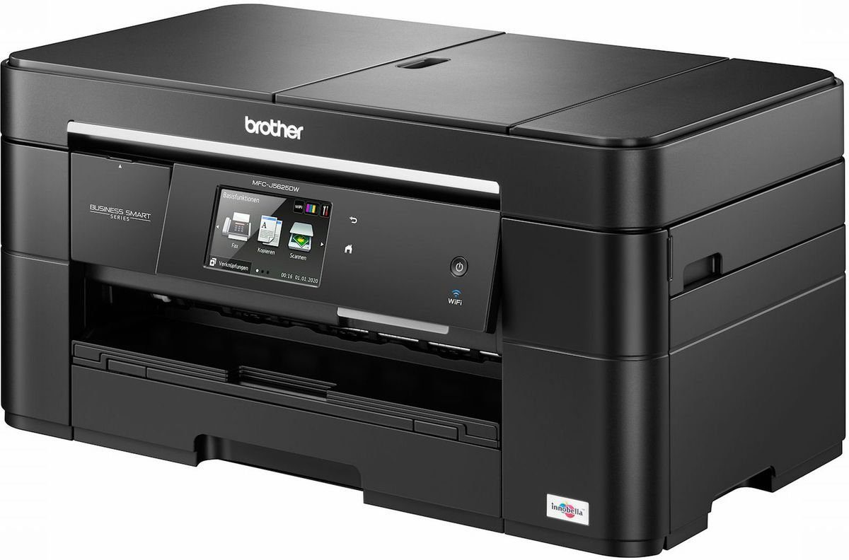 Brother Tintenstrahl-Multifunktionsdrucker »MFC-J5625DW 4in1 A3«