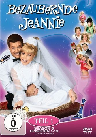 DVD »Bezaubernde Jeannie - Season 5, Vol.1 (2 Discs)«