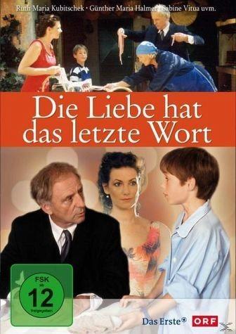 DVD »Die Liebe hat das letzte Wort«