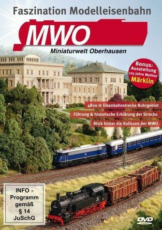 DVD »Faszination Modelleisenbahn - Miniaturwelt...«