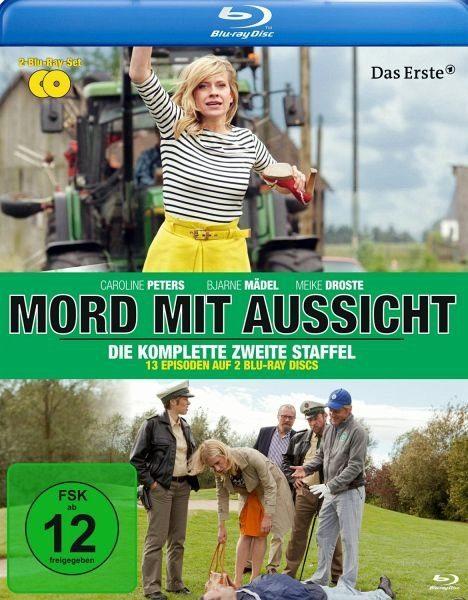 Blu-ray »Mord mit Aussicht - Die komplette 2. Staffel...«