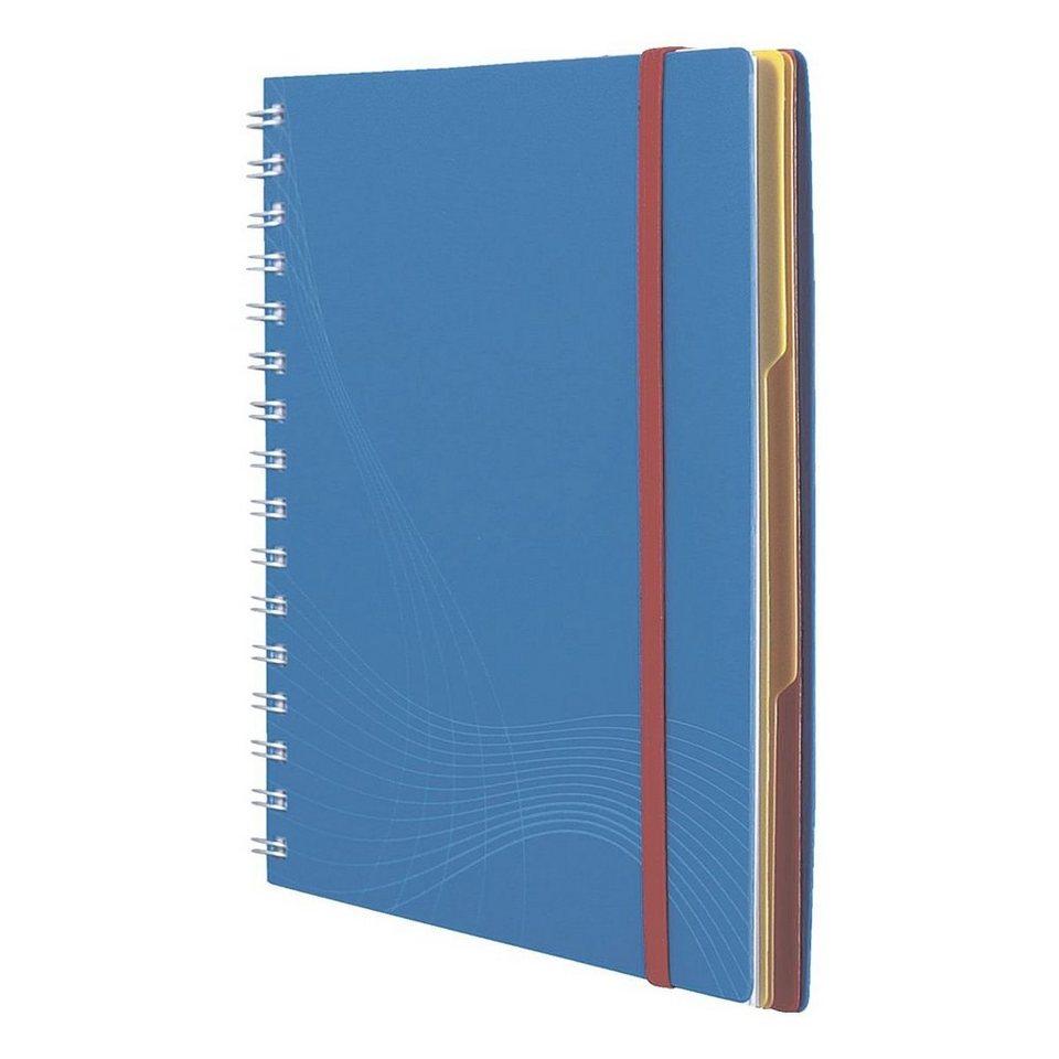 Avery Zweckform Notizbuch »Notizio« in blau