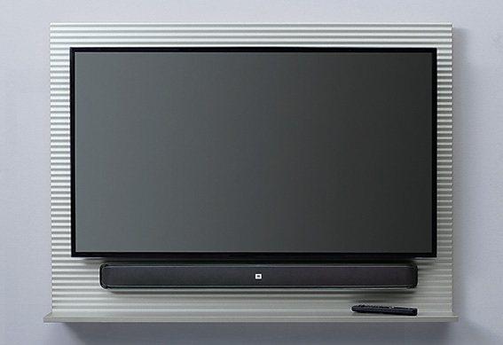 set one by Musterring TV-Paneel mit Relief »phoenix« in silberfarben