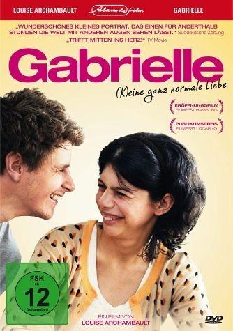 DVD »Gabrielle - (K)eine ganz normale Liebe«