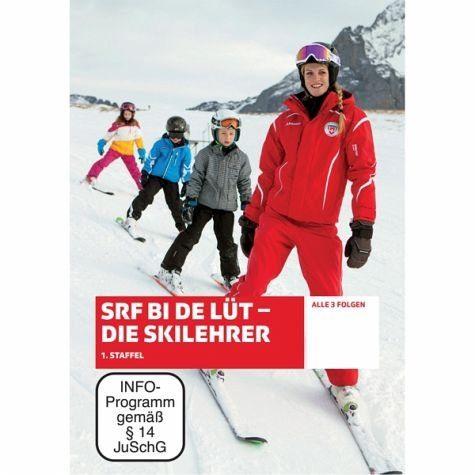 DVD »SRF bi de Lüt - Die Skilehrer - 1. Staffel«