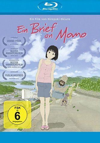 Blu-ray »Ein Brief an Momo«