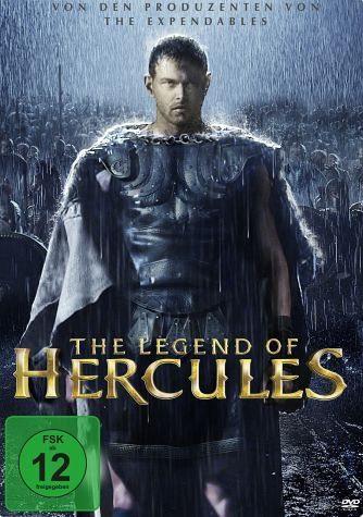 DVD »The Legend of Hercules (Steelbook)«