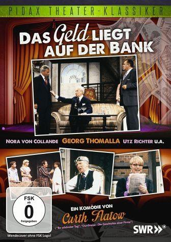 DVD »Das Geld liegt auf der Bank«