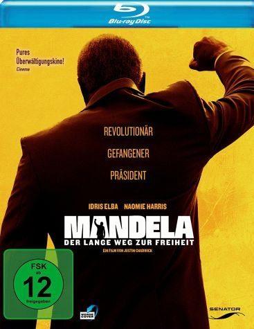Blu-ray »Mandela - Der lange Weg zur Freiheit«