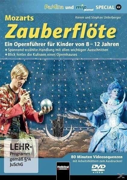 DVD »Mozarts Zauberflöte: Ein Operführer für Kinder...«