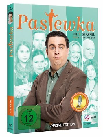 DVD »Pastewka - Die 7. Staffel (3 DVDs)«