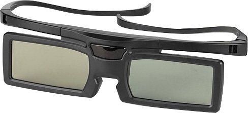 Grundig AS 3D Brille ZCV000 Active-Shutter in schwarz