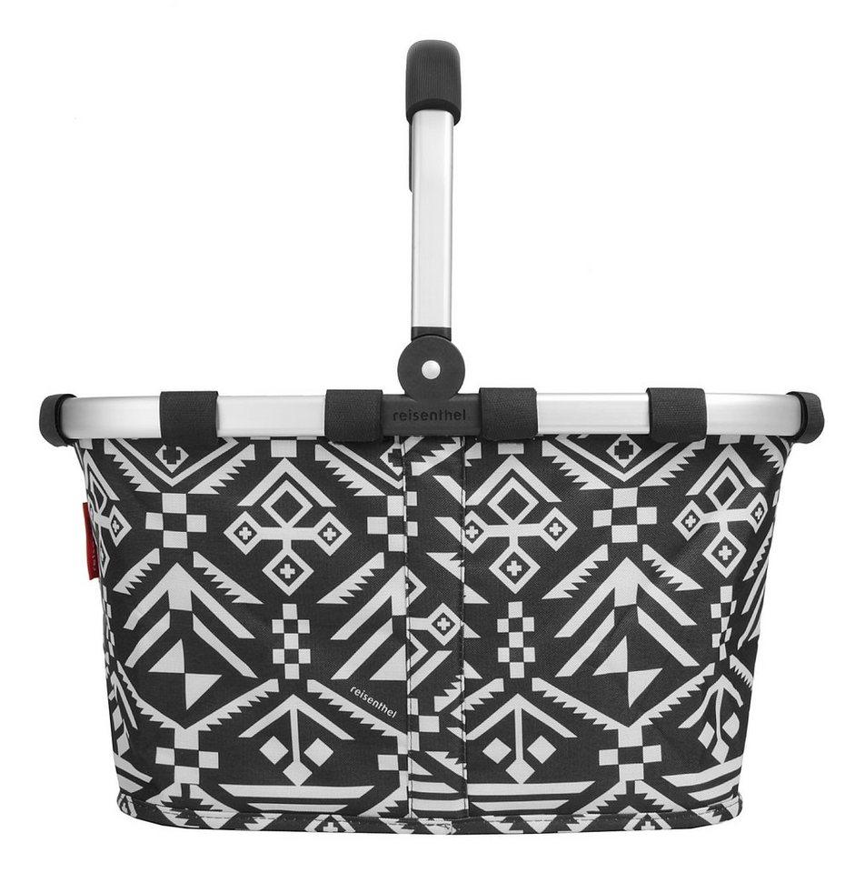 REISENTHEL® Carrybag »hopi black« in schwarz