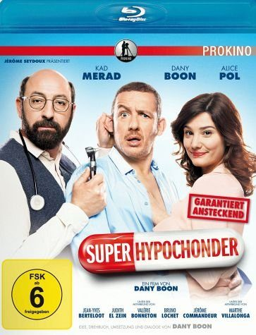 Blu-ray »Super-Hypochonder«