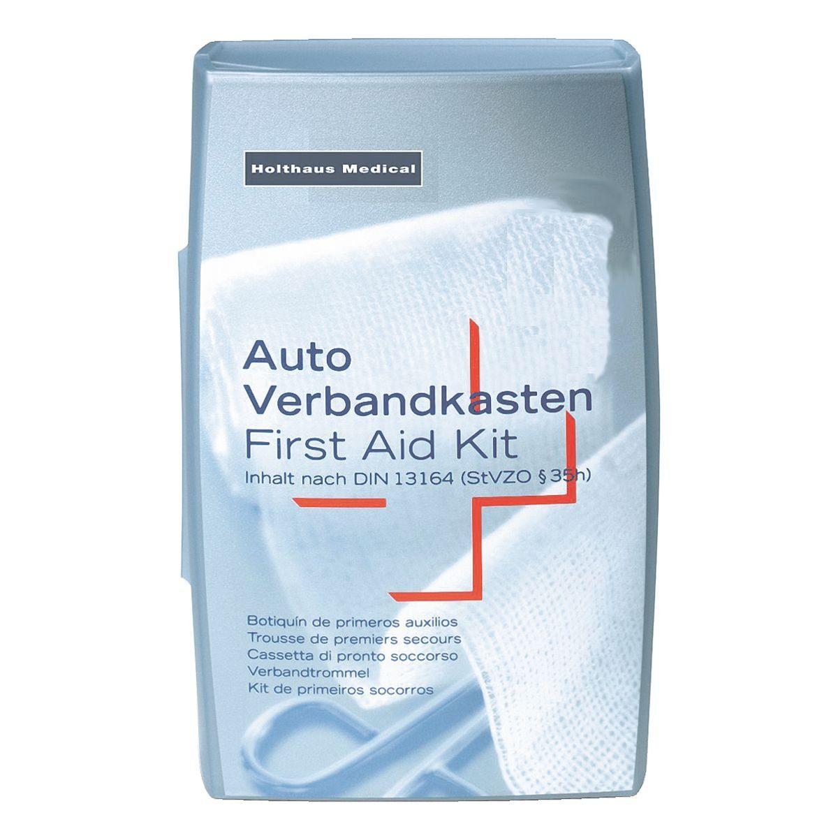 Holthaus Medical Verbandkasten »Silber«