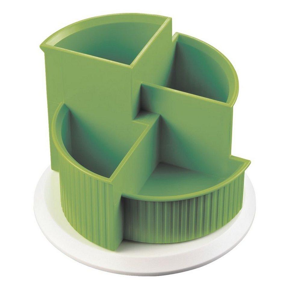 Helit Multiköcher in grün