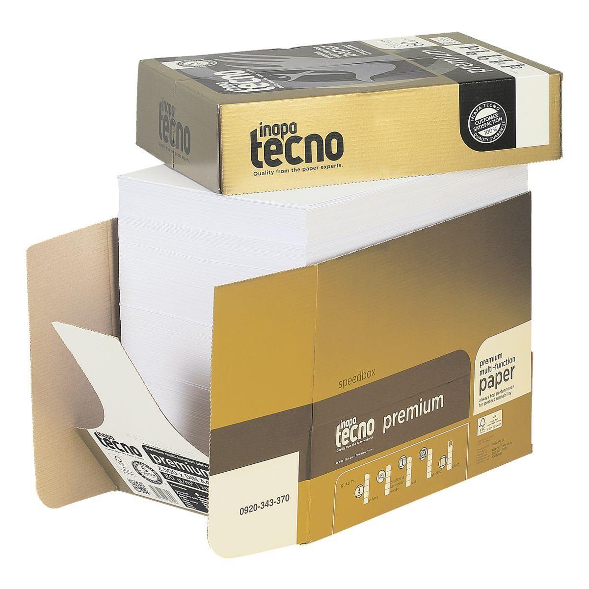 Inapa tecno Öko-Box Multifunktionales Druckerpapier »Premium«