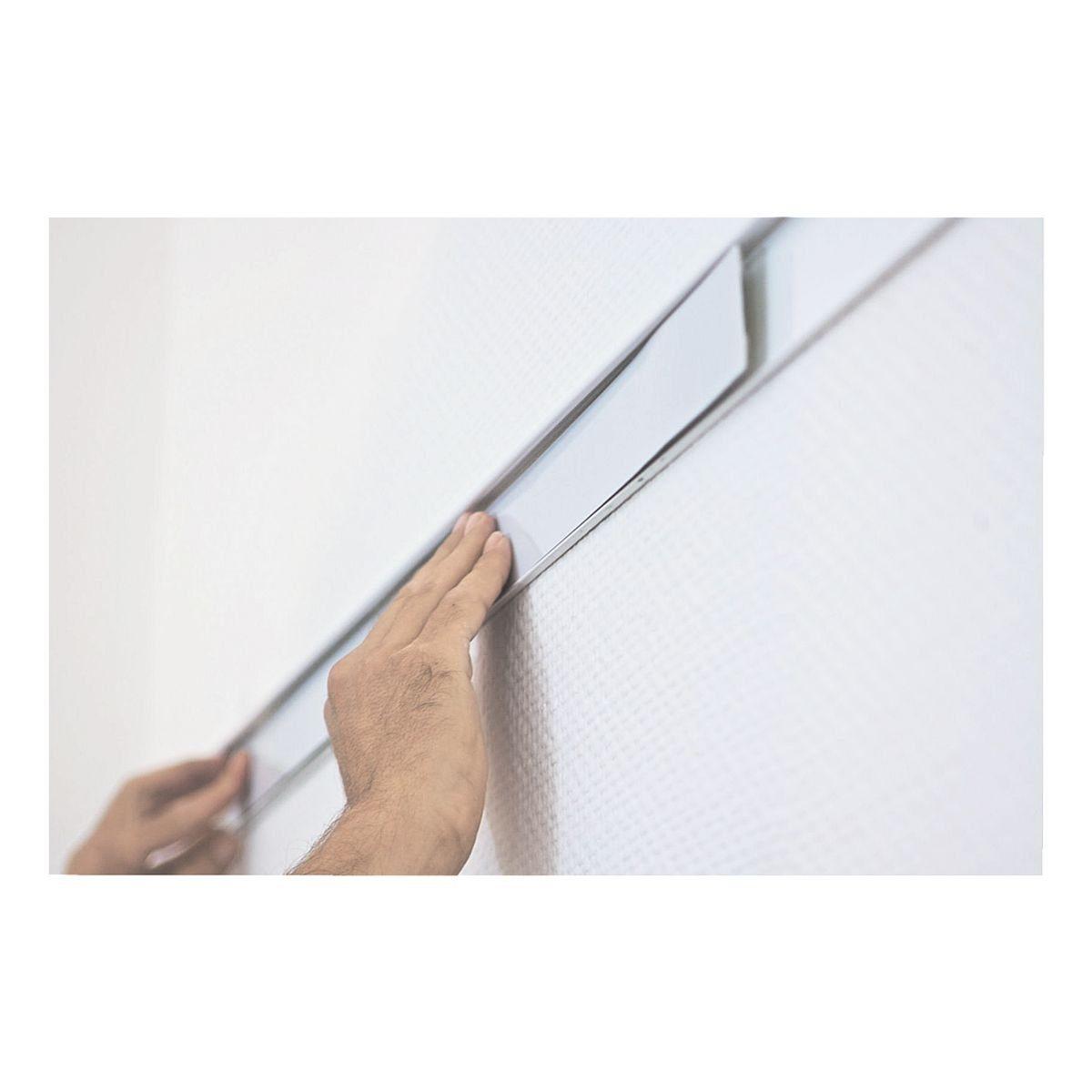 FRANKEN Magnetleiste mit Magnethaftband 6 cm x 200 cm »PRO WS8200«