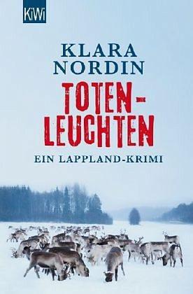 Broschiertes Buch »Totenleuchten / Lappland-Krimi Bd.1«