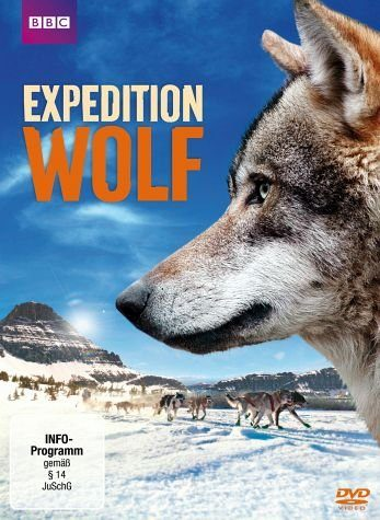 DVD »Expedition Wolf«