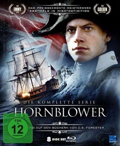 Blu-ray »Hornblower - Die komplette Serie Bluray Box«