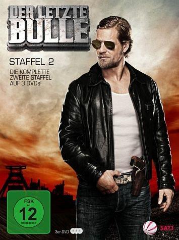DVD »Der letzte Bulle - Die komplette zweite...«