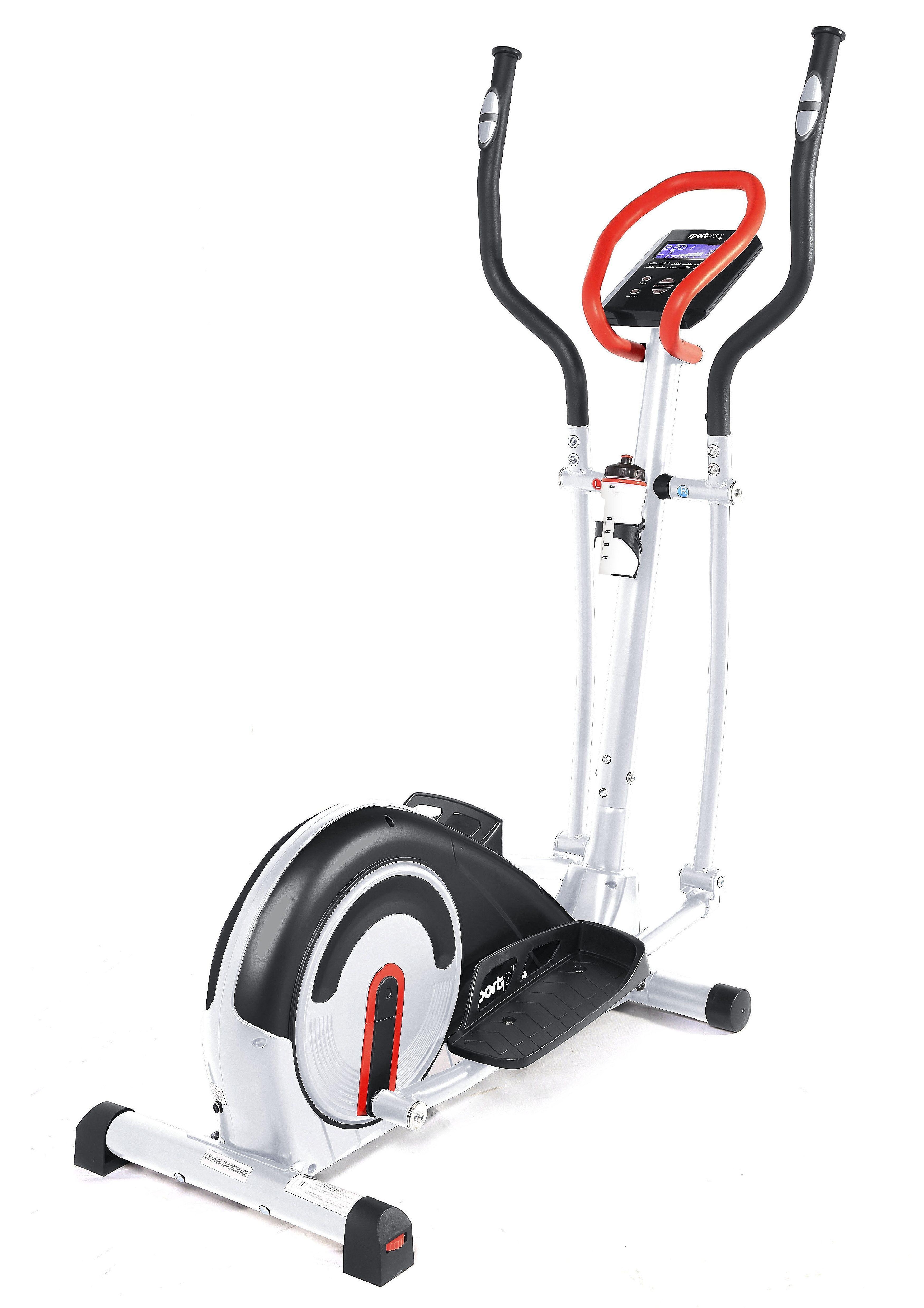 Sportplus Crosstrainer Ergometer, »SP-ET-9600-E«