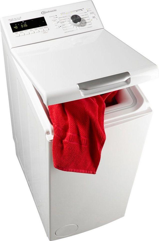 bauknecht waschmaschine toplader wmt ecostar 7 bw a 7. Black Bedroom Furniture Sets. Home Design Ideas
